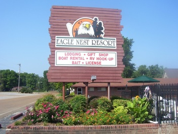 Eagle Nest Resort - Home